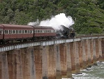 Steam Train, Knysna